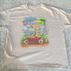 🔥Disney World T-shirt Sz 2XL🔥